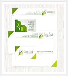 Letterhead, Business Card, Envelope Design Portfolio - Stationery Design by Logo… #LogoDesign #Logos #BusinessLogos #StartUps #Entrepreneur