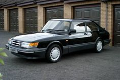 Saab 900 Turbo - My uncle let me use his when he was on holiday once