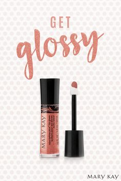 It's bright out there! From an outdoor wedding to a casual brunch with friends, let your lips shimmer, sparkle and shine with rich, long-wearing lip gloss shades that contain an antioxidant-rich complex that helps protect, condition, soothe and smooth your pout. | Mary Kay
