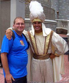 Aladdin as Prince Ali by disneyphilip, via Flickr