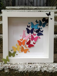 lynda's crafty bits and bobs: Butterfly Crush