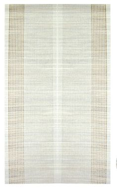 Japanese Noren Curtain - Woven Horse Hairs Ivory, 300.--