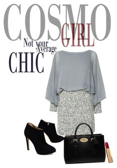 """""""Cosmo Girl."""" by ameliemeyer on Polyvore featuring Lace & Beads, Giuseppe Zanotti, Mulberry and Chanel"""