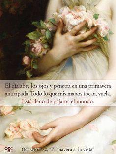 Octavio Paz...