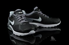 2b66dd922d671 Nike Air Max Faze - Black Platinum