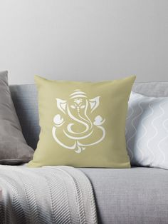 GANESHA – HINDU GOD GANESH • Millions of unique designs by independent artists. Find your thing. Indian Gods, Canvas Prints, Art Prints, Ganesha, Religion, Throw Pillows, Artists, Unique, Design