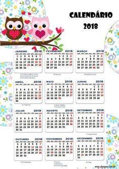 Planner Corujinhas 2018 - Aluno On