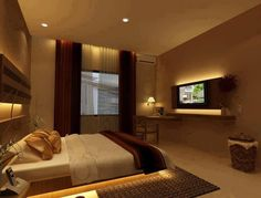 Nice-looking to Seeing this Bed Room Interior Design in Chennai India #NiceLooking #ViratKohli #SwagPhoneIsComing