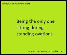 Wheelchair Problemswww.mswheelchairamerica.org #MsWheelchairInc on facebook at Ms. Wheelchair America, Inc.