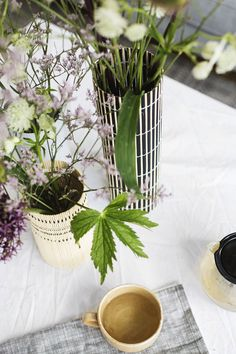 You may remember that last month I teamed up with Shurgard to create a home DIY for their blog. This month I'm following on from that with another idea for repurposingyour home items to serv… #DIYHomeDecorVases