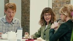 About Time - Tim - Mary - Domhnall Gleeson - Rachel McAdams Rachel Mcadams Movies, Rachel Mcadams Hair, Vicky Christina Barcelona, Hairstyles With Bangs, Cool Hairstyles, Sparks Movies, Domhnall Gleeson, Romantic Films, Good Hair Day