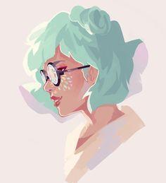 """Well hi hello I'm Natan | Ukrainian | ENFP | she/her I draw stuff Do not repost my art anywhere even..."""