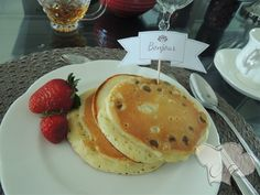 Confraria dos Chefs: Panqueca Americana para um café da manhã com muito amor