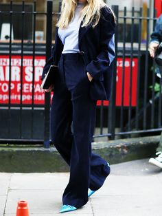 Think Corduroy Makes You Look Fat? It Won't If You Do This via @WhoWhatWearUK