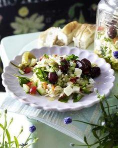 Das Rezept für Griechischer Orzo-Salat und weitere kostenlose Rezepte auf LECKER.de