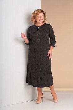 64f85b278cc Коллекция одежды для полных женщин белорусской компании Novella Sharm  осень-зима 2018-19