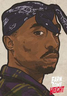 Tupac By EarnSomeHeight On DeviantArt