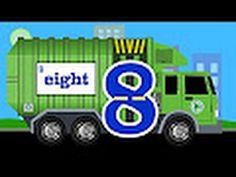 Wheel Loaders Shovel Trucks Teaching Colors   Learning Basic Colours Vid...