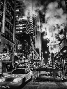 Streets of New York by Raul Geana on 500px
