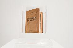 Il manualetto del Bigattino. Exhibition view, MAAB Gallery, via Nerino 3, Milan