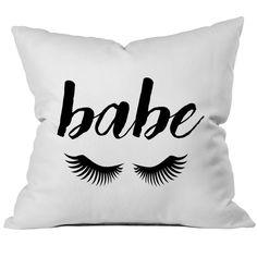 Babe Pillow