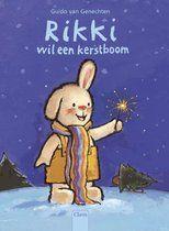 Boek: Rikki wil een kerstboom