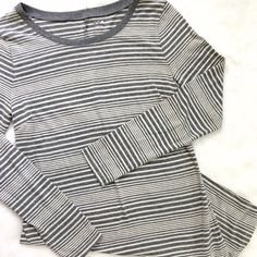 NWOT Three Dots Striped Dress So comfortable! The perfect casual dress, great with leggings or sandals! No flaws, NWOT, never worn. Bust and length measurements shown. Three Dots Dresses