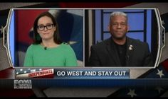 "GO WEST!!!!! ALLEN WEST (VIDEO) ""I believe in protecting our borders"" Fox News - Independents FBN - Allen West Republic"