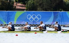 Rowing to Olympic Gold: Alex Gregory, Constantine Louloudis, George Nash and Mohamed Sbihi