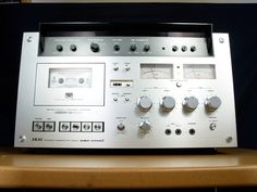Vintage Akai GXC-570D II from 1975-1978