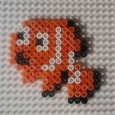 Martlin Finding Nemo perler beads by jennohjenn