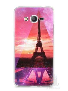Capa Samsung Gran Prime Torre Eiffel #2 - SmartCases - Acessórios para celulares e tablets :)