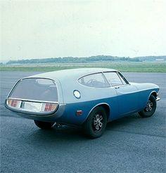Volvo P 1800 ES Rocket, 1968