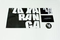 Identidad corporativa - La Xaranga / www.feelingdesign.es