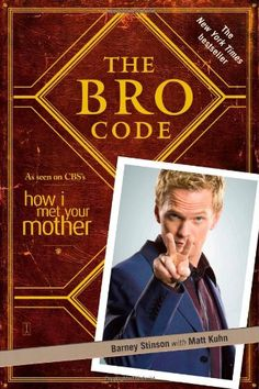 The Bro Code  on amazon!