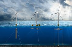 US Energy Dept.'s new floating offshore wind turbine initiative cranks the renewable energy disrupt-o-meter to