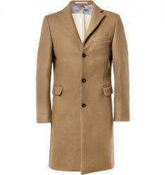 Acne Garret Wool Overcoat
