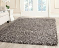 Shag Collection SG165-2525 New York Shag Color: Brown  #rug #carpet #safavieh #safaviehrug  #trendy #homedecor #homeaccents #shophome #livingroom #diningroom #bedroom #kitchen #office #rugsforyourhome #shag #shagrug #shagcarpet #softshagrugs #shagrugdesign #stunningshagrugs #safaviehshag #safaviehshagrugs #trendyrugs #bestrugs #bestrugprices