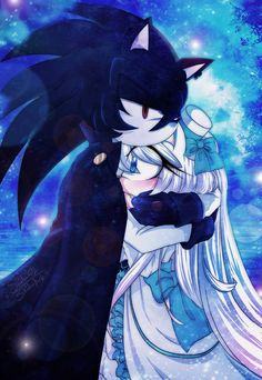The Night Canine - You Are Mine by on DeviantArt Silver The Hedgehog, Shadow The Hedgehog, Hedgehog Art, Sonic The Hedgehog, Sonic Nintendo, Shadamy Comics, Shadow And Maria, Sonic Generations, Dragon Comic