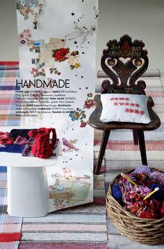 Handmade- for Elle Dekor  stylist Timea Toth