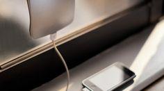 Tech: XDdesign Window solar charger.