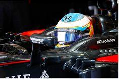 McLaren Hungary 2015 #JB17