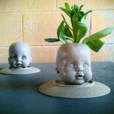 18 Things You Can Do With Doll Heads
