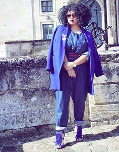 Collection Printemps/Eté 2016 Balsamik - manteau 3/4 porté par la blogueuse Lalaa du blog Lalaa Misaki.  Le manteau: http://www.balsamik.fr/manteau-3-4-80-laine-rouge.htm?ProductId=002500080_VP020881809&FiltreCouleur=6689&CodBouw=020881809&t=2