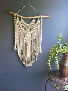 Large macrame wall hanging 25 woven wall hanging/ Boho #hanging #large #macrame #woven
