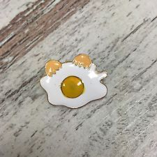 Enamel Egg Pin
