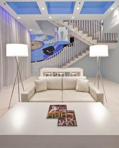 Miami Blue Suite - The Hard Rock, Las Vegas