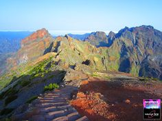On top of the world... Madeira Island