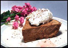 Irish Cream Chocolate Mousse Pie