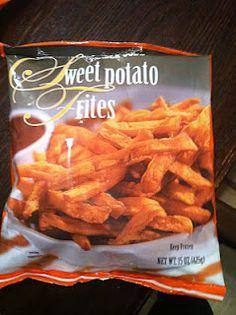 What's Good at Trader Joe's?: Trader Joe's Sweet Potato Frites